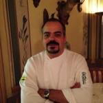 Chef Francesco Paonessa ristorante Al Capriolo