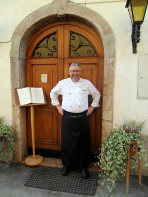 Chef Fiorenzo Varesco_Osteria Storica Morelli