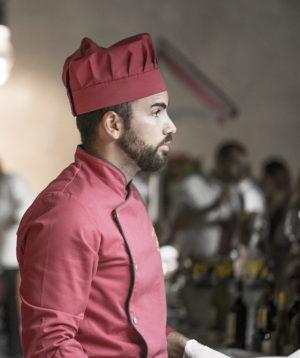Chef Alessandro De Ruvo_Antica Trattoria Ballotta_Padova