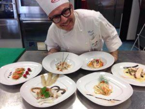 Chef Mimmo Salerno_ Ristorante La Darsena_Udine