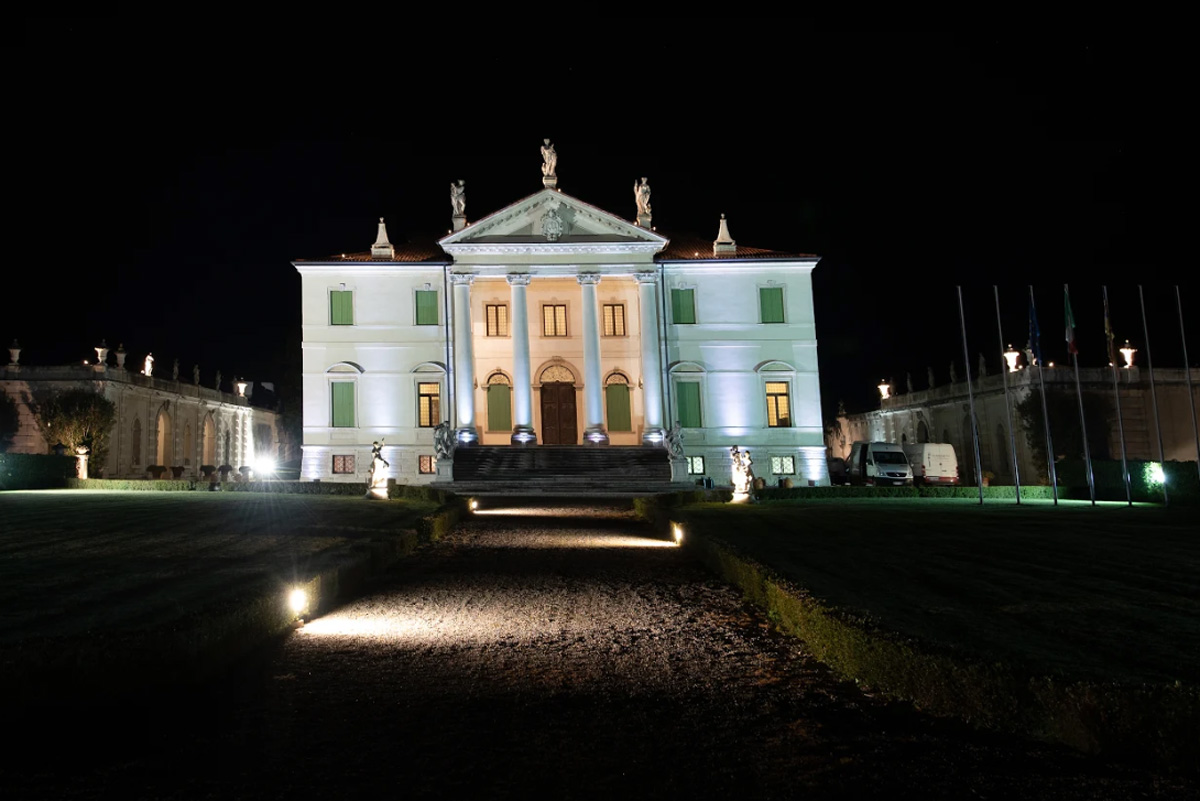 Villa Cordellina a Montecchio Maggiore